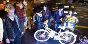New Cycling Group To Protest At Kings Cross Tonight