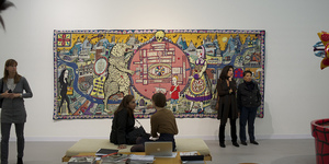 Review: Frieze Art Fair 2011