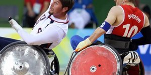 Paralympic Sport Lowdown: Wheelchair Rugby