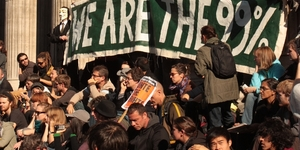 In Pictures: Occupy LSX