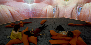 Art Review: Pipilotti Rist @ the Hayward