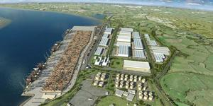 Huge Port Project In Thames Estuary: Opening Date Announced