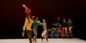 Dance Review: Merce Cunningham Dance Company @ Barbican