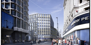 Developer Applies For Very Dull Oxford Street Development