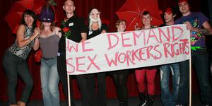 Preview: Sex Worker Open University @ Arcola Theatre