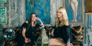 Listen Up Music Interview: The Pierces