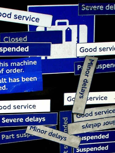 "Was This The Tube's ""Worst Week"" Of Service?"