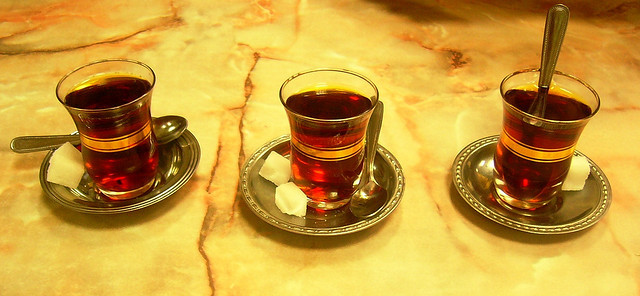 Ghandpahloo tea by Armenotti
