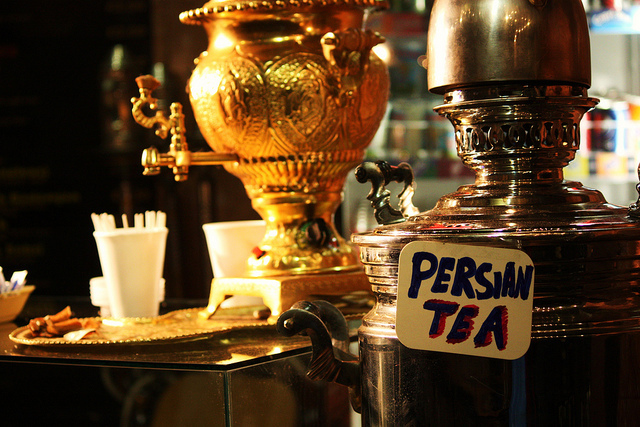 Persian Tea, Camden by Stephskimo