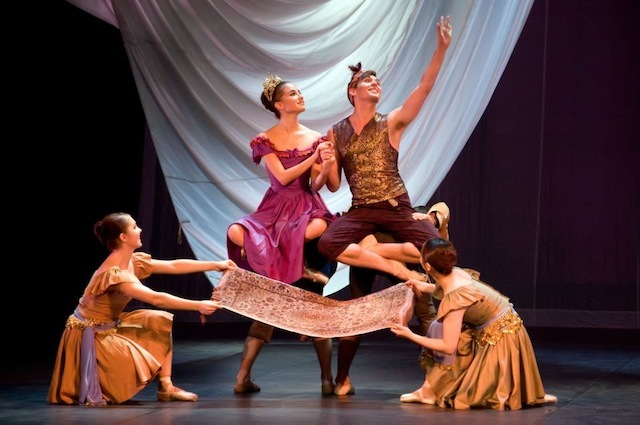 Dance Review: Ballet Ireland 'Sheherazade' @ Unicorn Theatre