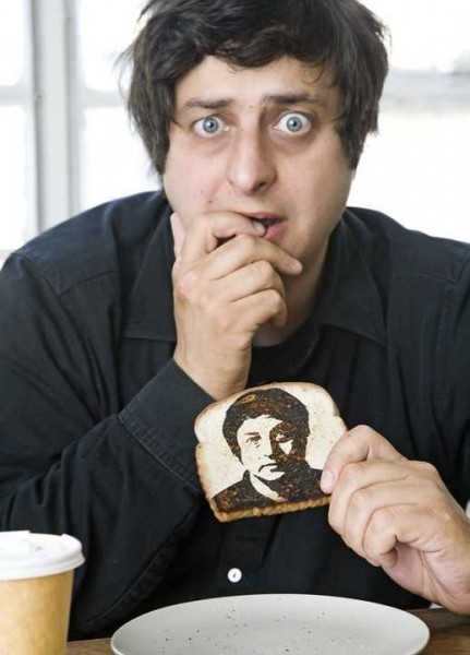 Comedy Review: Eugene Mirman