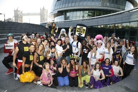 Free To Dance Marathon & World's Greatest Silent Disco