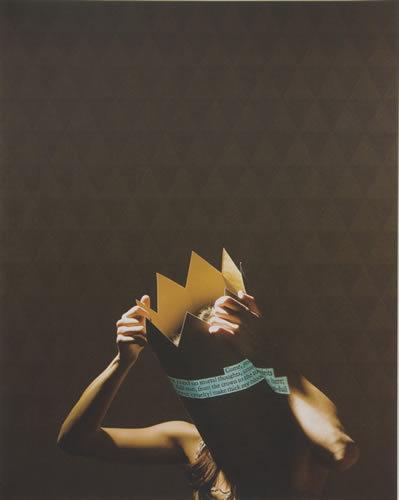 Justyna Kabala - Lady Macbeth, Photo lithograph, 2011. © Justyna Kabala/Royal College of Art