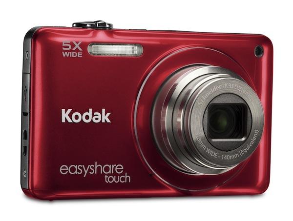 Win A Kodak Easyshare Touch Camera