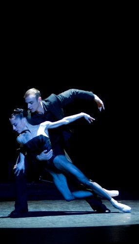 Dance Review: La La La Human Steps @ Sadler's Wells