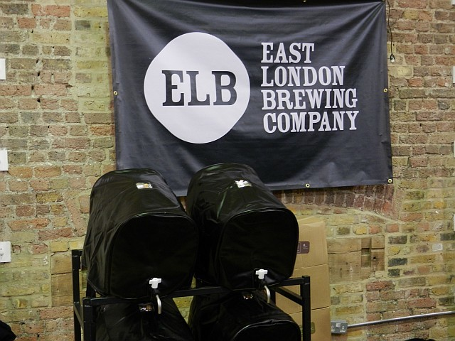 Relative newbies, the East London Brewing Company.