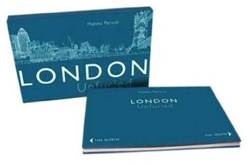 Book Review: London Unfurled By Matteo Pericoli