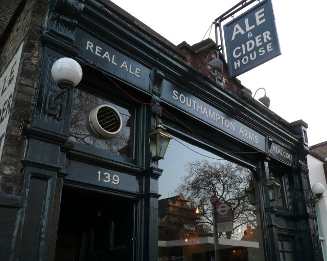 The Southampton Arms Named CAMRA's 'London Pub of the Year'