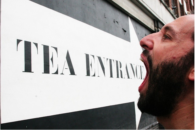 Tea Building, Shoreditch by Mr.Zak