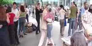 Video: Tango At Spitalfields