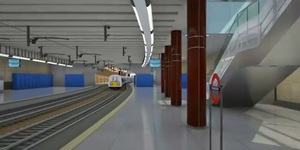Video: Farringdon Station's New Ticket Hall