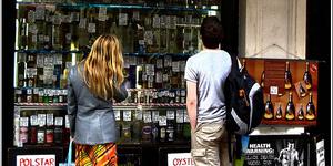Drink-ography: Like kids in a sweet shop