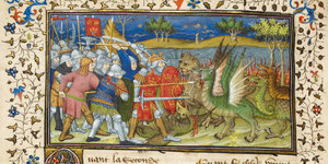 Review: Royal Manuscripts @ The British Library
