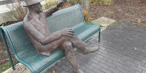 Statue Of Dr Salter Stolen From Bermondsey