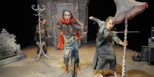 Reviews Round-Up: Suspense Puppetry Festival
