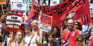 Public Sector Strikes Tomorrow