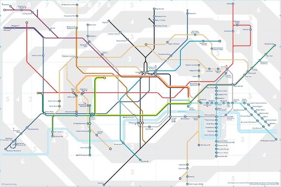 Alternative Tube Maps The Accessible Underground Londonist