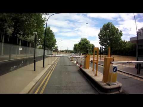 Video: Cycle Superhighways In Super Speeded-Up High Speed