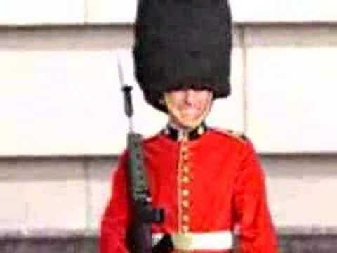 Royal Guard Goes Insane