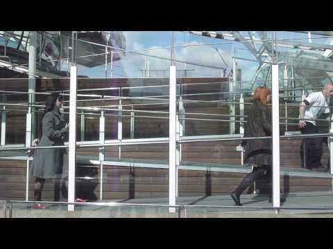 Elephant Parade: Cloudia Takes A Ride On The London Eye