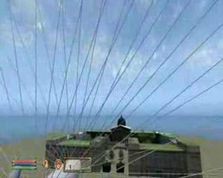 London Eye falls into Oblivion