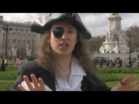 London's Oddest Election Candidates: Mad Captain Tom