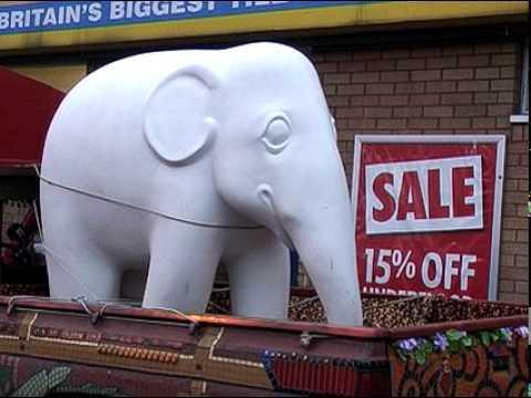 Elephant Parade: The Making Of Phoolan