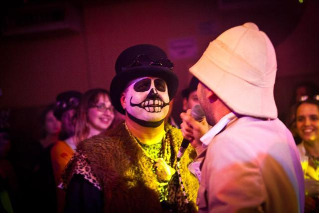 In Pictures: White Mischief's Ghost In The Machine