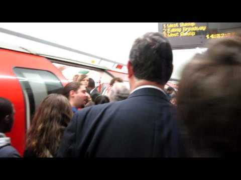 Video: Tube Passenger Threatened By Station Staff