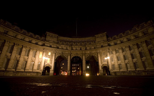 Admiralty Arch, News International HQ Up For Sale