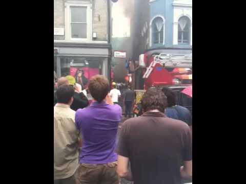 Breaking News: Fire In Soho