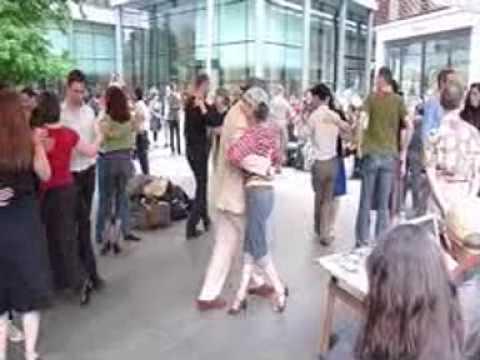 Video: Tango At Spitalfields
