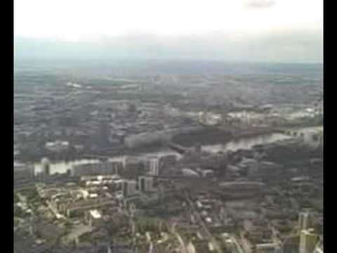 Airship Ride Over London: The Video