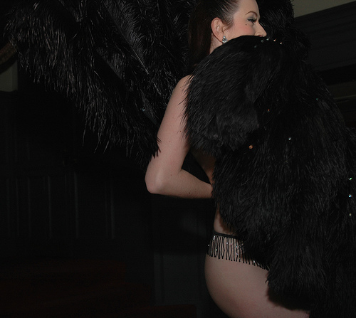 Preview: Fashionably Saucy Burlesque at the Gore Hotel