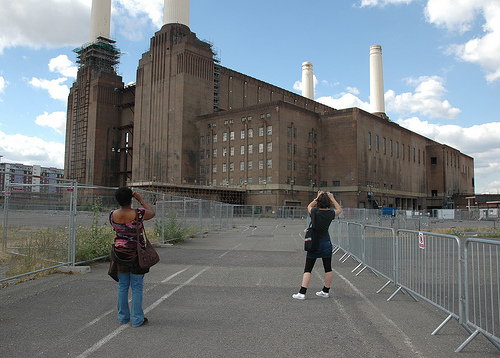 Battersea Power Station Open for Viewing