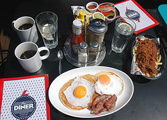 Londonist Reviews:  The Diner Camden