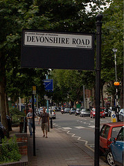 Unchained Mini-Guide to Devonshire Road