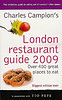 Win a Free Copy of Charles Campion's London Restaurant Guide 2009