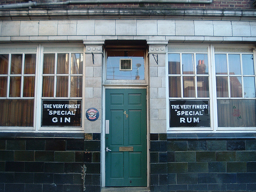Drink-ography: Prince Albert (Rose's) Woolwich by skitster