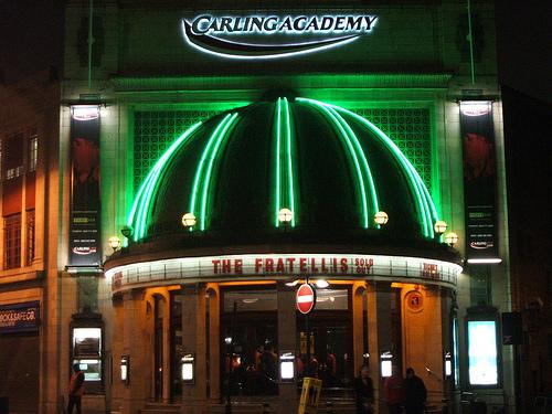 Londonist Live: Fratellis @ Brixton Academy
